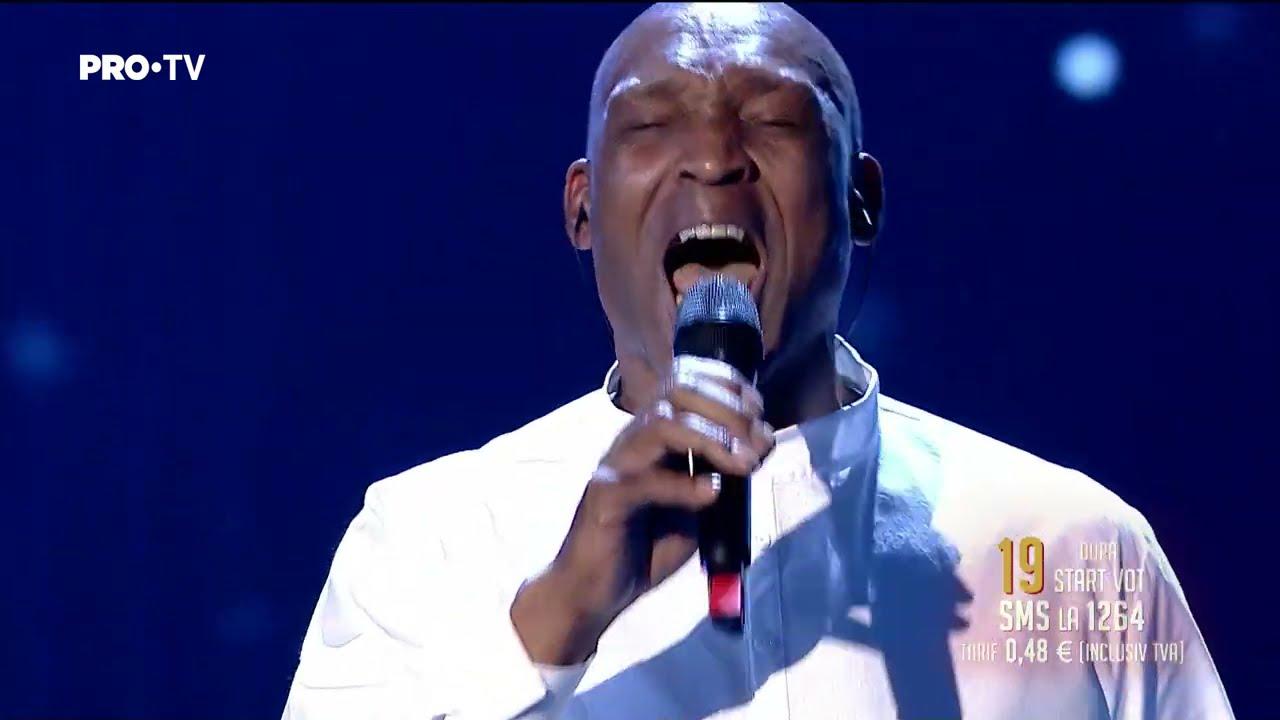 Românii au talent 2021: Finala (prestaţie) – Dean Bowman – solist vocal