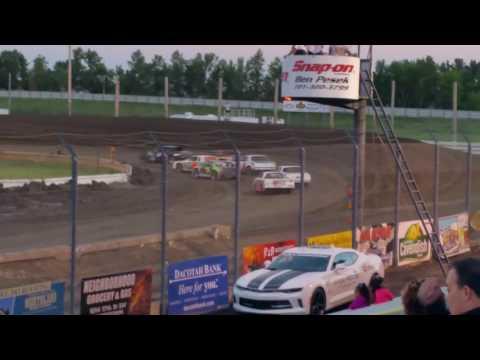 Jamestown Speedway Street Heat #1, 8-13-16