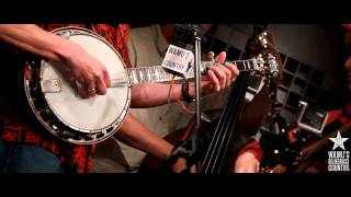 Frank Solivan & Dirty Kitchen - Yeah Man [Live at WAMU's Bluegrass Country] thumbnail