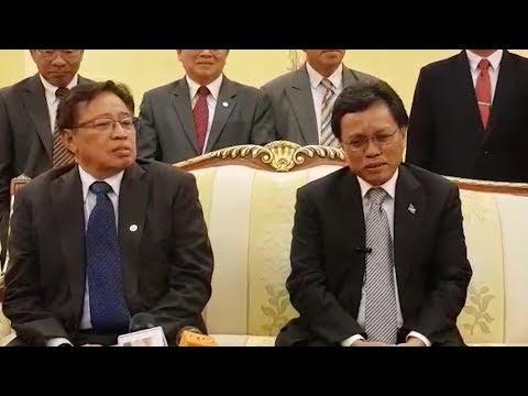 Sabah and Sarawak CMs meet, have common goals over Malaysian Agreement 1963