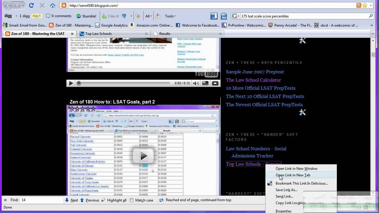 Zen of 180 how to set lsat goals youtube zen of 180 how to set lsat goals malvernweather Choice Image
