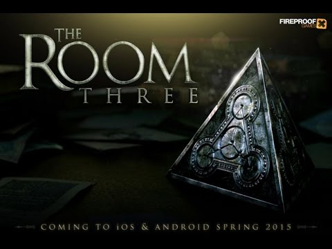 Прохождение игры THE ROOM 2 (TWO) [Серия №1]