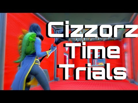 How to Complete Cizzorz Time Trials World Cup Qualifier Fortnite Creative