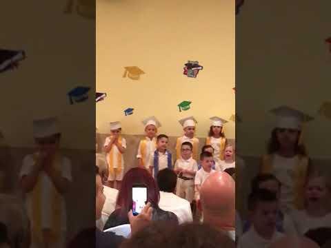 Alex First Impressions Preschool Graduation 2019