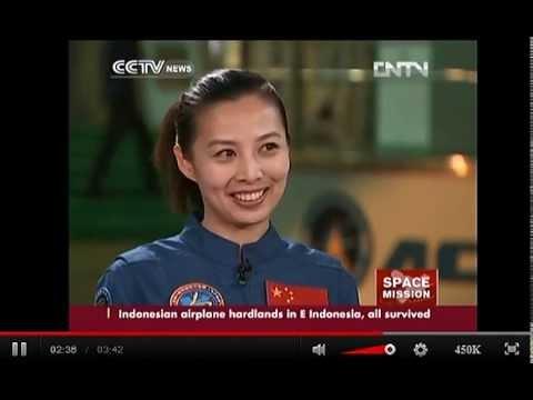 王亚平 - Wang Yaping - China´s second female astronaut