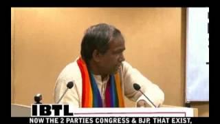 Dr. Leo Rebello on Partyless Governance