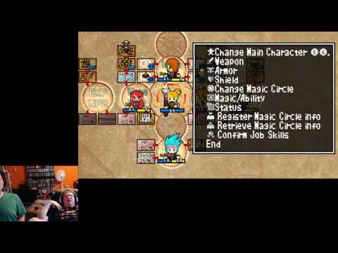 ClaDun x2 - 36 - Oh Man, These Rand-Geons Get Messy Fast |