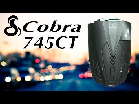 #видеообзор | Радар-детектор Cobra RU 745CT. Обзор Hi-News.ru