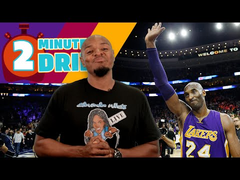 Kobe Bryant's Last Game: Top 5 Moments - 2 Minute Drill ft. Tony Baker