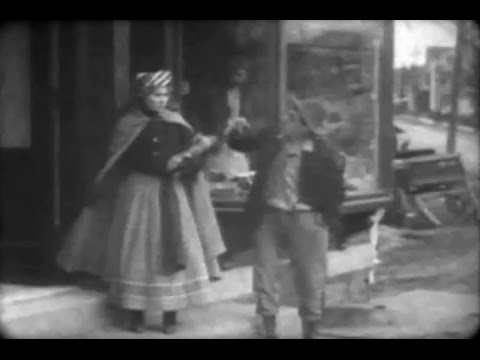 """The Cord of Life"" (1909) director D. W. Griffith"