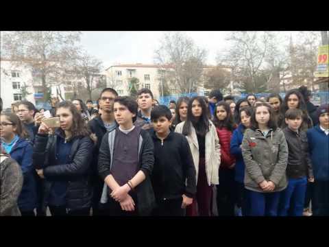 Traditional songs- Ataturk Secondary School/ Yenimahalle / Ankara
