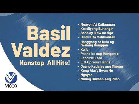 Basil Valdez (Non - stop  All Hits Playlist)