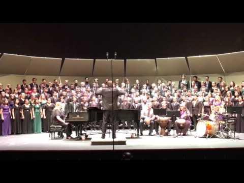 Ccsd Honor Choir 2016 Barso Re Rahman