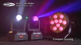 Showtec XS-1W. Bestelnummer: 40158 (of 59)