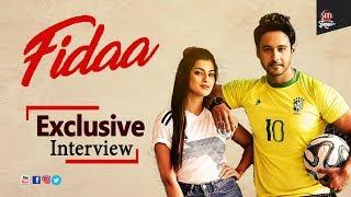 Fidaa  Exclusive Interview  Yash dasgupta  Sanjana banerjee  Pathikrit Basu  Bengali movie 2018