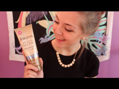 Jergens Natural Glow Lotion Review Youtube