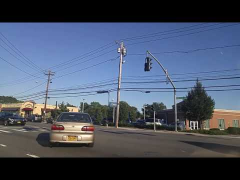 Driving by Garden City Park,New York