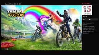 Trials Fusion (no mic) new game
