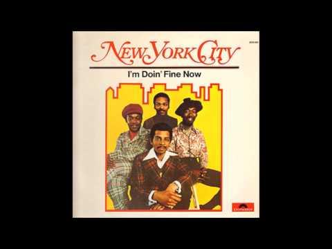 I'm Doin' Fine Now  NEW YORK CITY Mp3