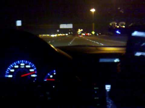 Top speed 140 acura TL - YouTube