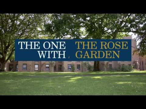 Darwin - The one with the Rose garden