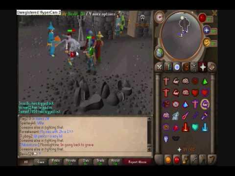 RuneScape - Revenant Hunting #3 (100% F2P)
