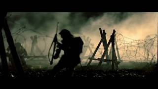 На страже смерти (2002). Ночная атака английской пехоты на немецкие позиции