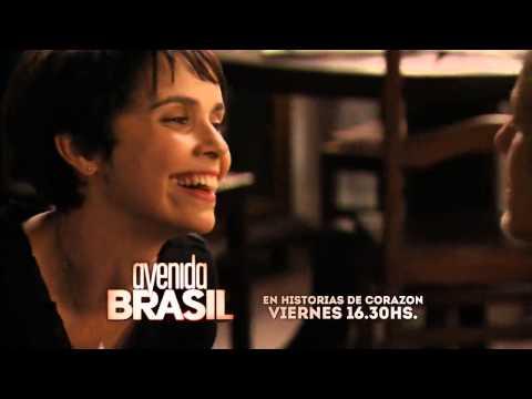 Promo Avenida Brasil Capítulo 55 (28-02-2014) - Telefe HD (Argentina)