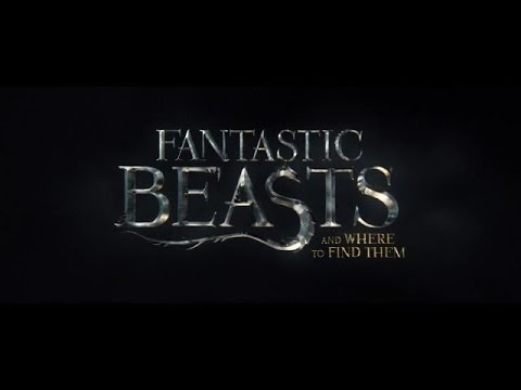'Fantastic Beasts and Where to Find Them' (2016) Official Announcement Trailer HD