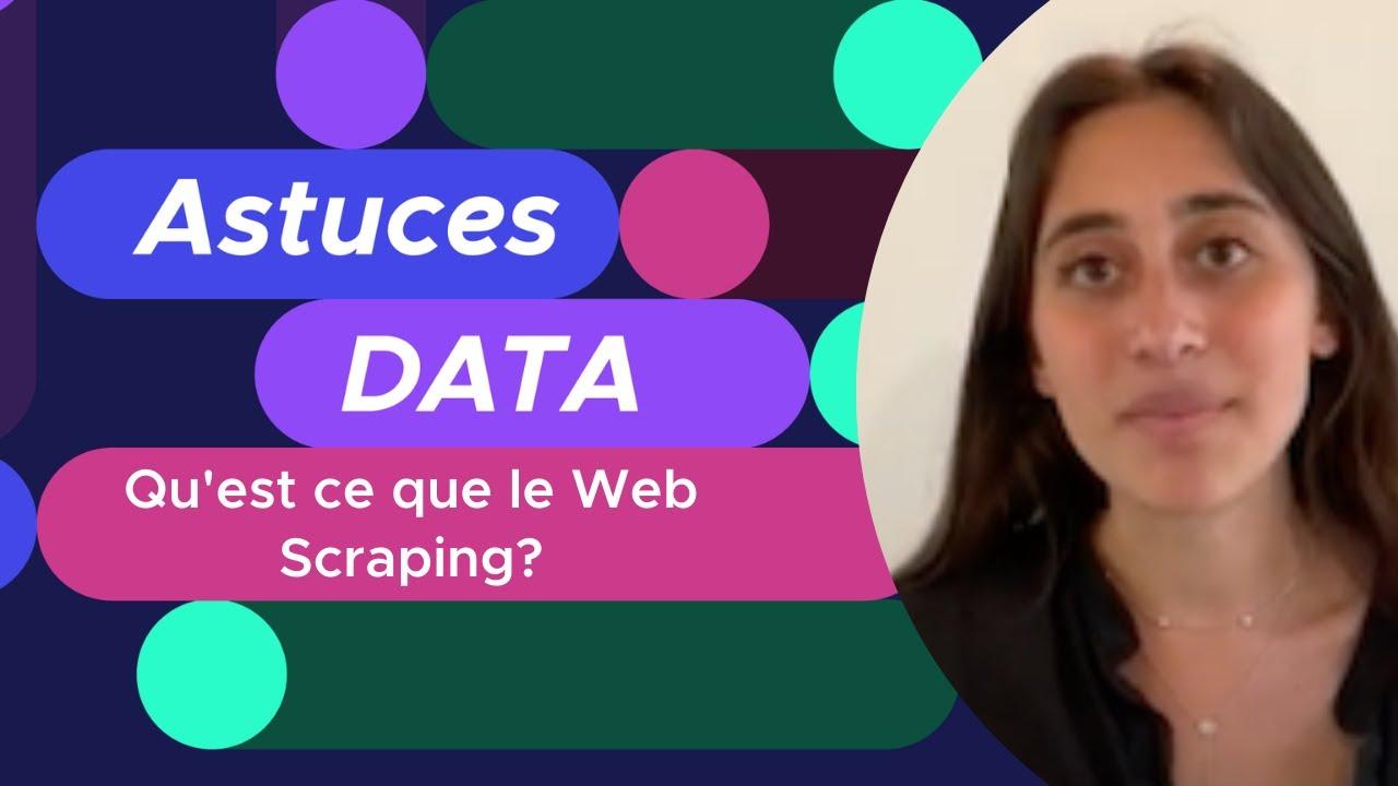 Download Qu'est-ce que le Web Scraping ?