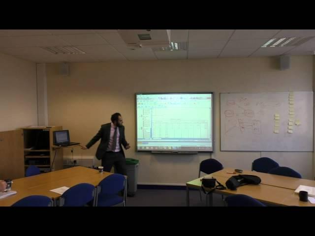 Positivist research - Quantitative Analysis (part 4)