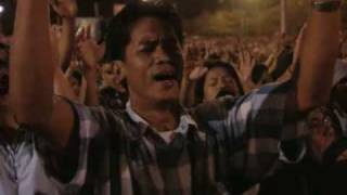 benny hinn to god be the glory song