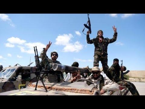 Militäroffensive In Libyen: Kampf Um Tripolis