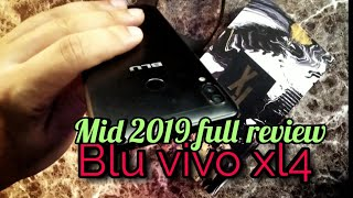 Blu Vivo XL4 after 7 months | mid 2019 review