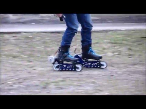 Electric off roaad rollerblade 3
