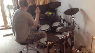 South Street Players - Who Keeps Changing Your Mind (Fistaz Mixwell Mix) (Roland TD-12 Drum Cover)