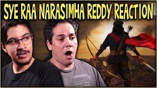 Sye Raa Narasimha Reddy Teaser Reaction Video