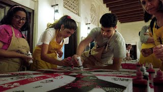 Emirates and Dubai artists collaborate for Ramadan | Emirates Airline