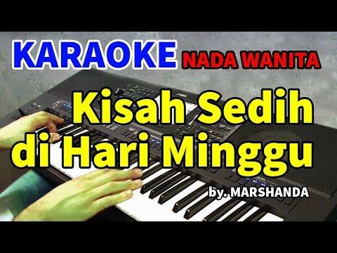 kisah-sedih-di-hari-minggu---marshanda-|-karaoke-hd