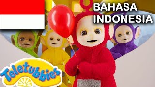 ★Teletubbies Bahasa Indonesia★ Main Balon Merah ★ Full Episode - HD | Kartun Lucu 2018