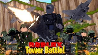 NOOB VS PRO TOWER BATTLES w/Bruno The Bear