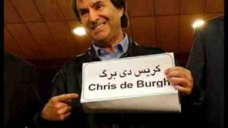 Chris De Burgh The Grace Of A Dancer & What About Me Live in Glasgow 2007