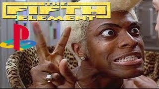 The  UNBELIEVABLE Fifth Element PS1 Game