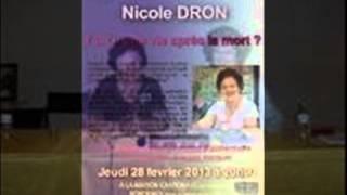 NDE  Nicole DRON sur Fréquence Evasion ( témoignage )