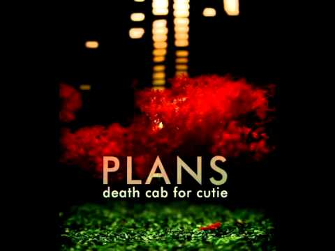 Death Cab For Cutie  Plans full album