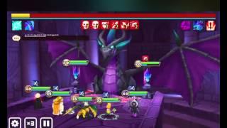 summoners war funny b9 dragon auto team vanpirs