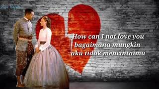 Download Mp3 Ost. Anna And The King - How Can I Not Love You - Joy Enriquez - Terjemahan Liri