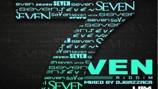 7ven Riddim - June 2014 - Final Mix - UIM Records - Mixed By Dj Gazza