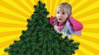 Наряжаем елку и поздравляем всех с Новым годом!