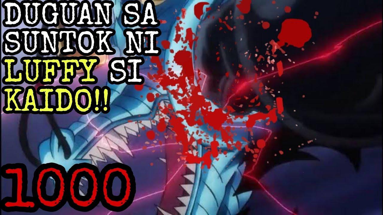 Download BINASTOS ni LUFFY ang mga EMPEROR!!! | CHAPTER 1000 Highlights
